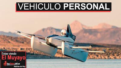 el coche volador flyer