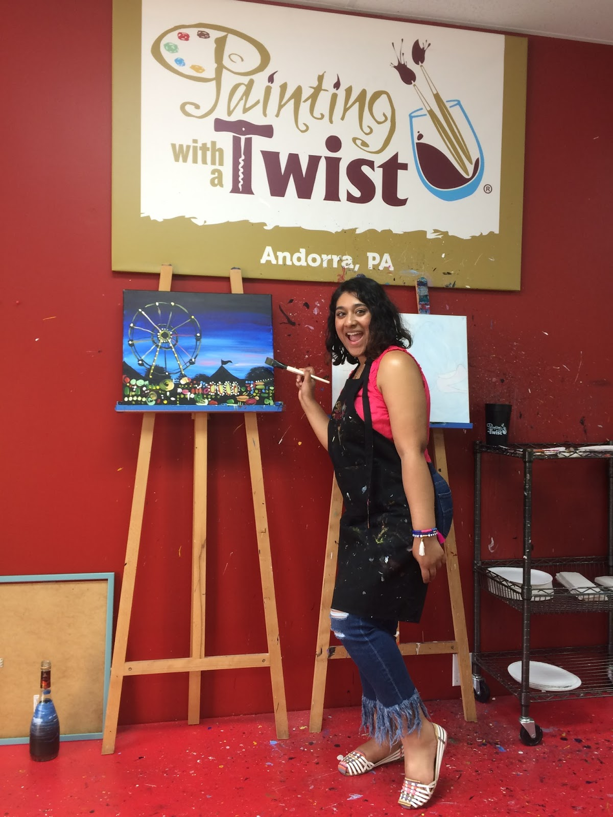 painting with a twist andorra