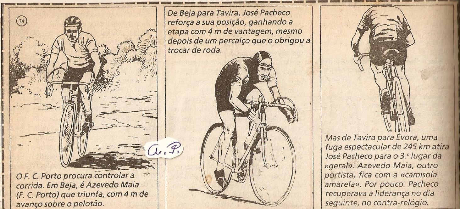2ee361653cf ... edição Jornal de Notícias O Jogo – onde fica ilustrada mais essa  vitória individual dum ciclista portista e coletivamente também do F C  Porto.
