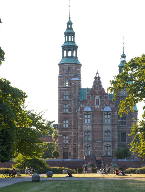 Rosenborg Slot, Copenhagen, Dinamarca