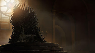 who sits on the iron throne