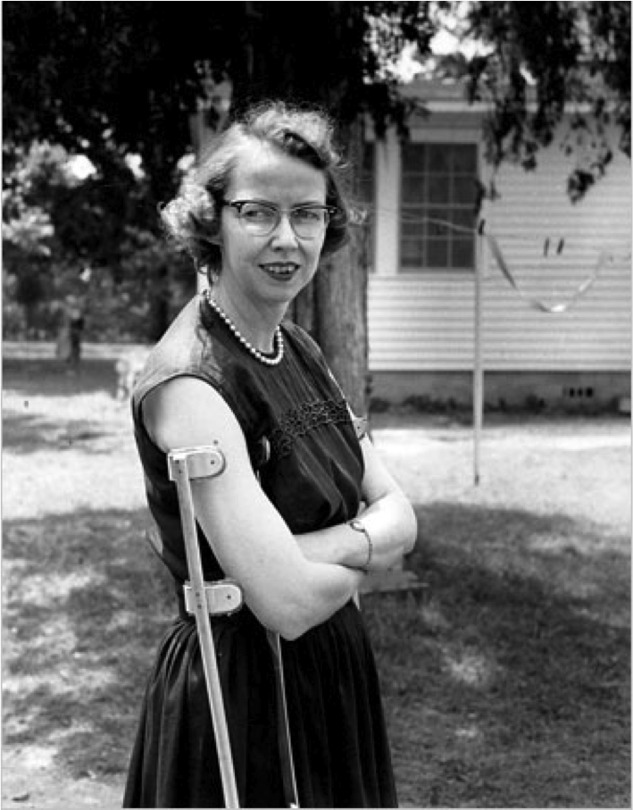 an introduction to the life of flannery oconnor Flannery o'connor is considered one of the best short story authors of the 20th century she wrote about religious themes and southern life.