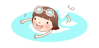 Cerita Pendek Anak Tiga Bahasa (Indonesia-Sunda-Inggris) Ujian Renang? Siapa Takut!-Ujian Ngojay? Saha Nu SIeun!-Swimming Exam? No Need to Worry!