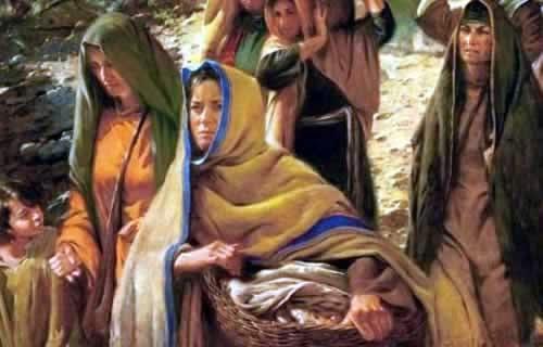 Resultado de imagem para Piedosas Mulheres acompanhavam Jesus