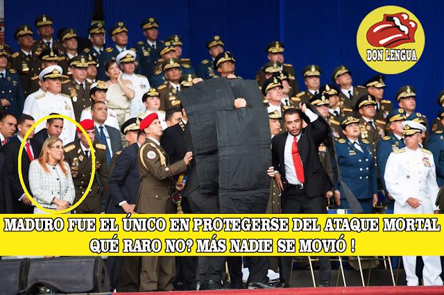 Andrés  Pastrana considera que el atentado con Drones fue un Show Montado por Maduro