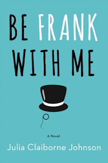 Be Frank With Me book cover