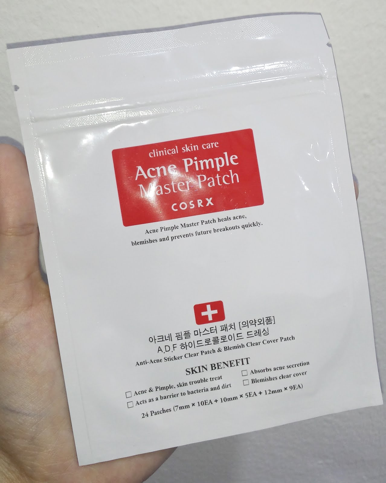 Acne Pimple Master Patch by cosrx #10