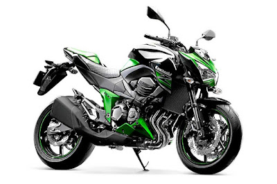 All New 2016 Kawasaki Z800 ABS Image
