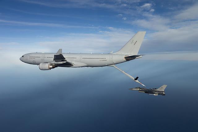 Gambar 2. Foto Pesawat Angkut Militer Airbus A330 MRTT