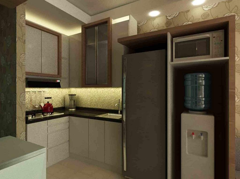 kitchen set apartemen 4