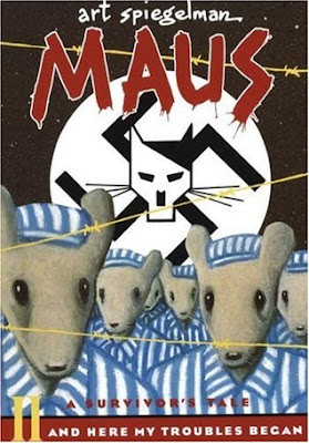 Maus II: And Here My Troubles Began, Maus #2, Art Spiegelman, Book Review, InToriLex