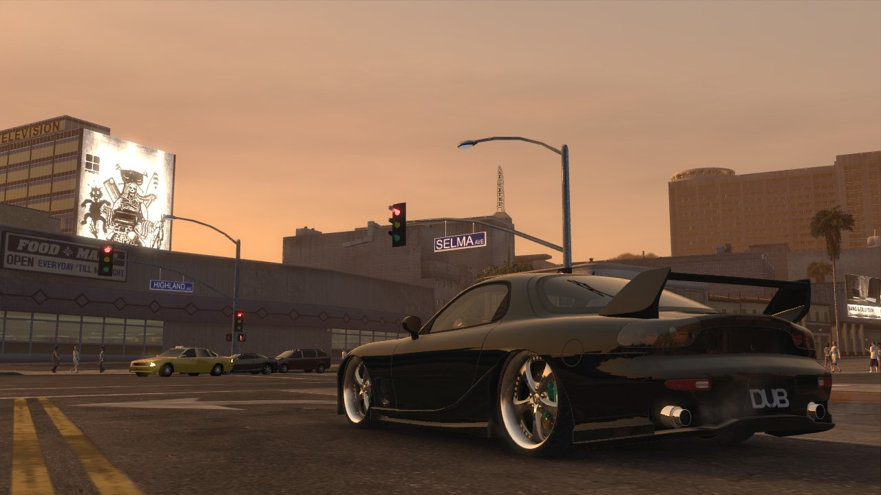 how to win cars on midnight club los angeles