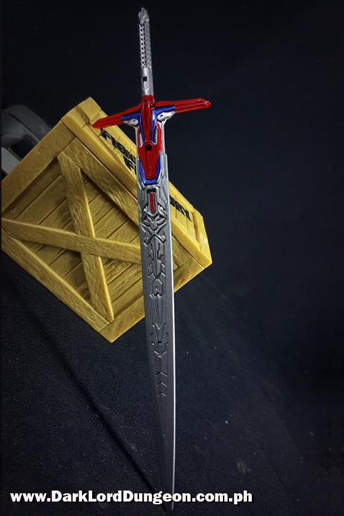Takara TLK-15 Calibur Optimus Prime  Sword