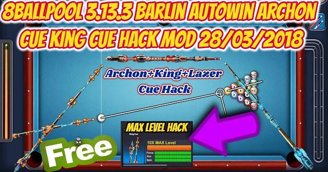 8 ball pool Archon Cue + King Cue Version 3.13.3
