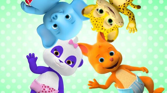 Fabuloso Vocabulario la nueva serie original para niños de Netflix