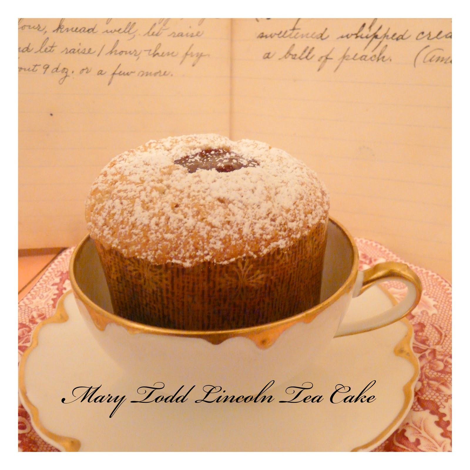 Lincoln Cake Recipe Civil War
