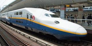 Kereta Jepang ialah salah satu yang paling tepat masa di dunia