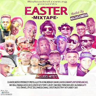 Naijamusiclinkup: Mixtapes