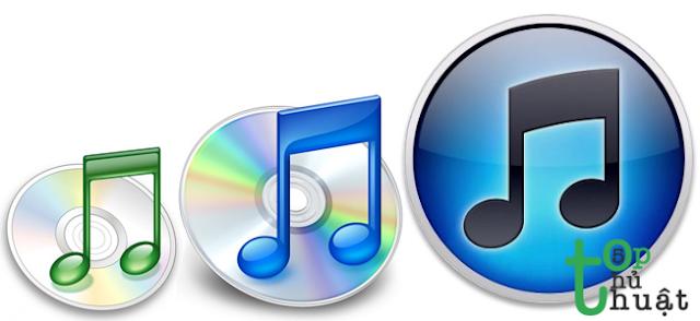 Hướng dẫn copy nhạc vào iPhone, iPad