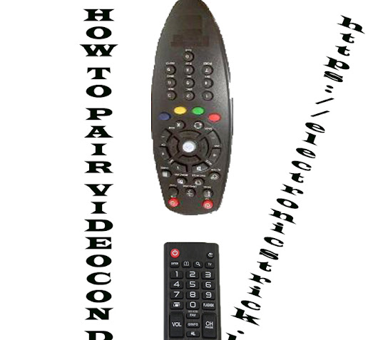 How To Pairing Videocon D2h Remote with TV Remote