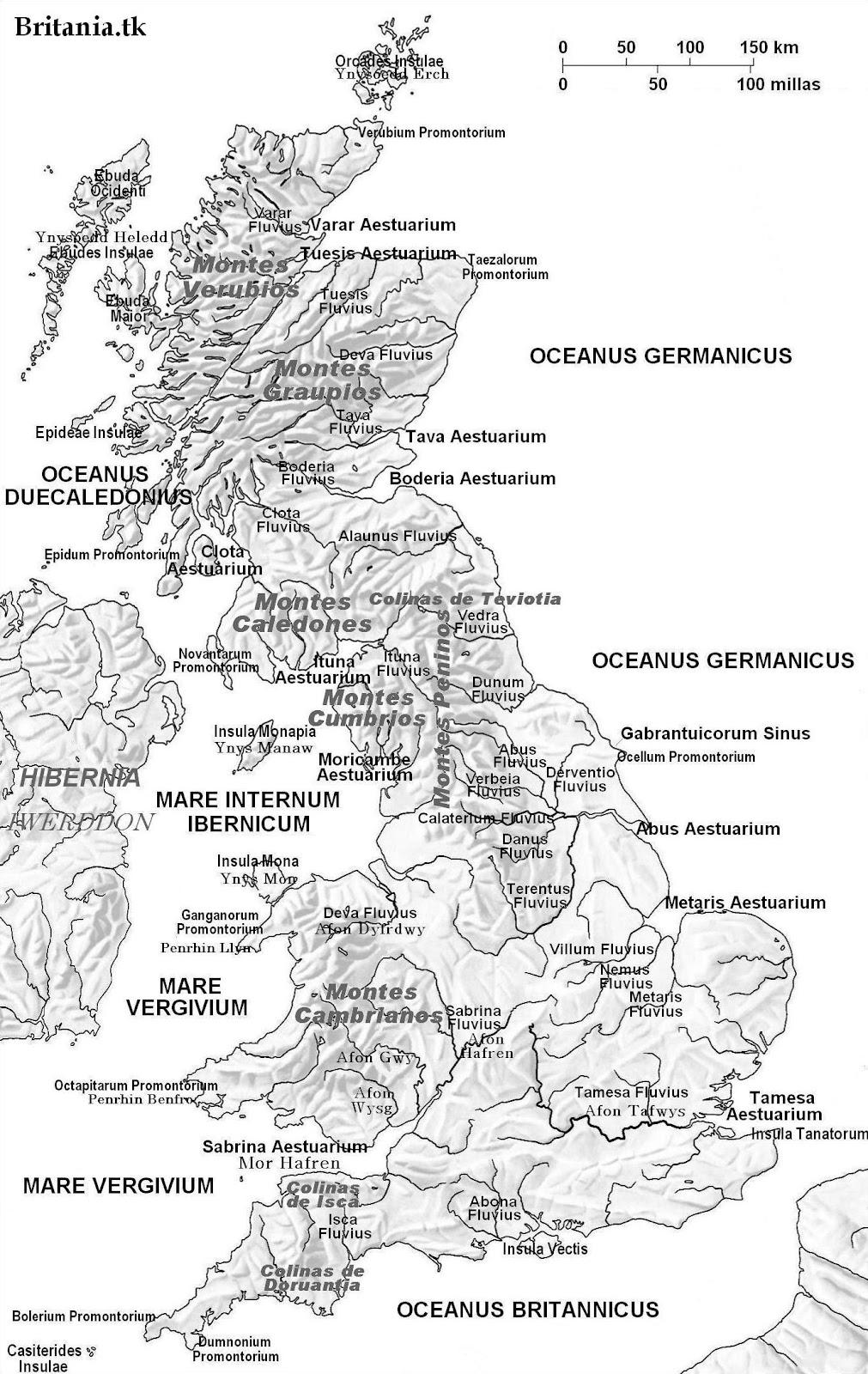 Diarios de V 2.0: Download all Maps of England, United