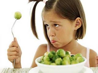 cara atau tips trik mengatasi anak susah makan