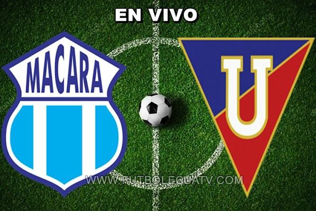 Macará se enfrenta a LDU Quito en vivo 📺 a partir de las 17h15 horario de nuestro país a jugarse en el reducto Bellavista de Ambato siendo uno de los compromisos más importantes de la fecha cinco del Torneo ecuatoriano. Teniendo como arbitraje principal al señor Carlos Orbe con transmisión del canal autorizado GolTV.