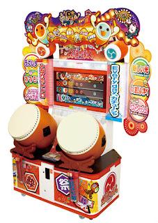 Taiko no Tatsujin arcade