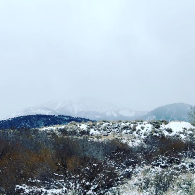 Winters Creek hiking trail