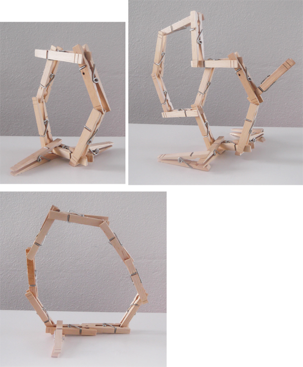 clothespin, crafts, kids, 3d art, 3d forms,