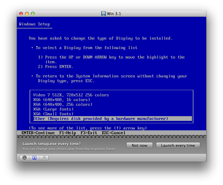 💌 Dosbox windows 95 256 colors | How to Install Windows 3 1 in