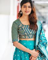 Actress Amritha Aiyer Latest Photo Shoot HeyAndhra.com