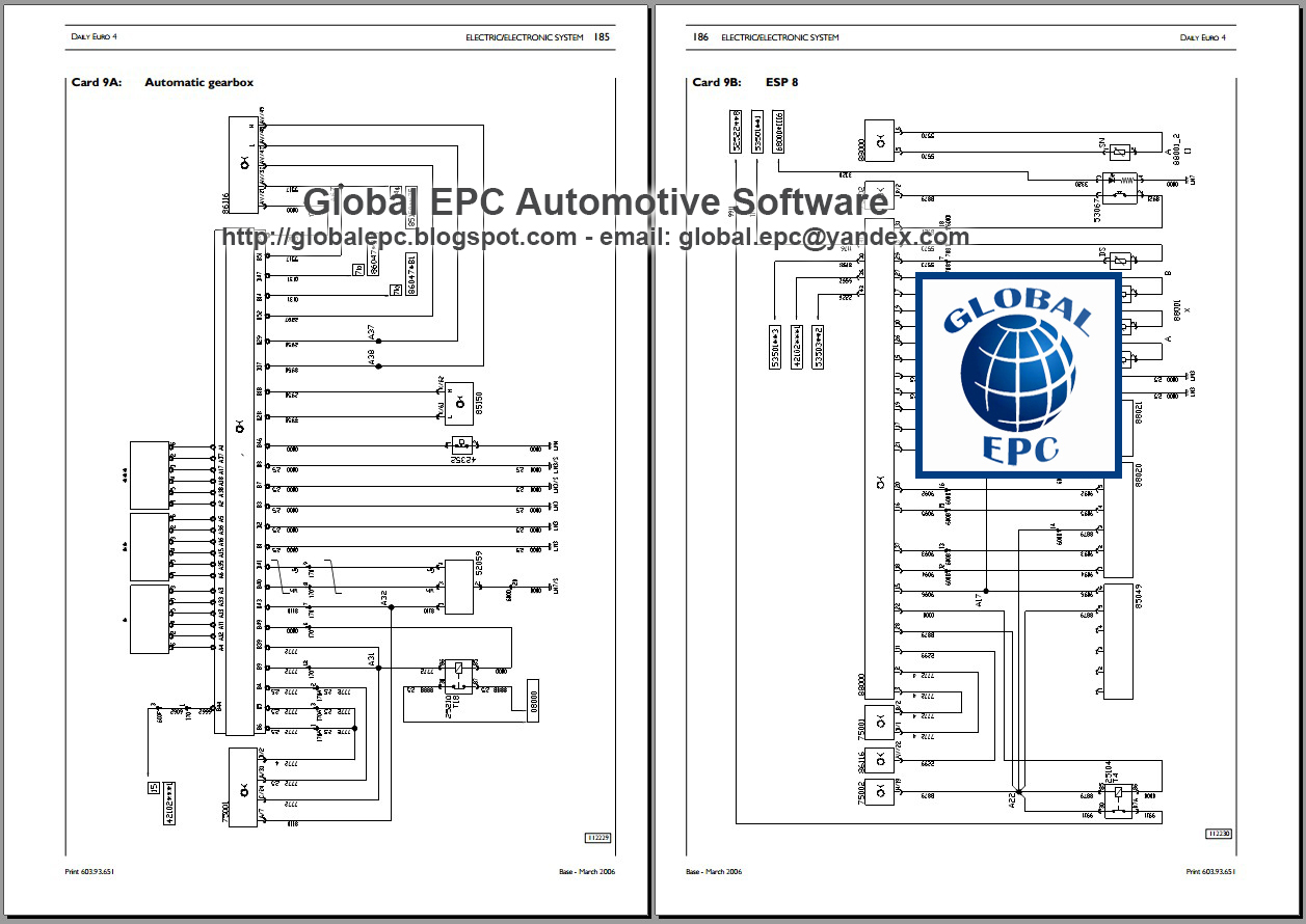 5915a Iveco Daily Wiring Diagram Top Electrical Wiring Diagram Wiring Library