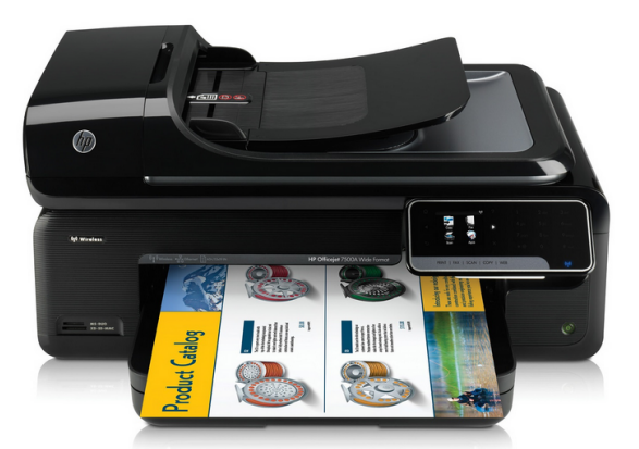 Download HP Officejet 7500A Driver