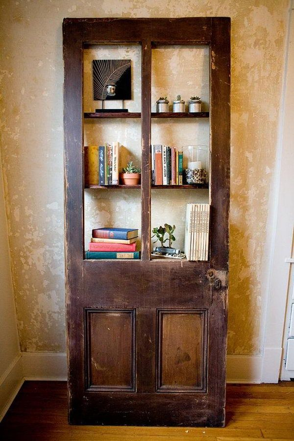 Dishfunctional Designs New Takes On Old Doors Salvaged Repurposed