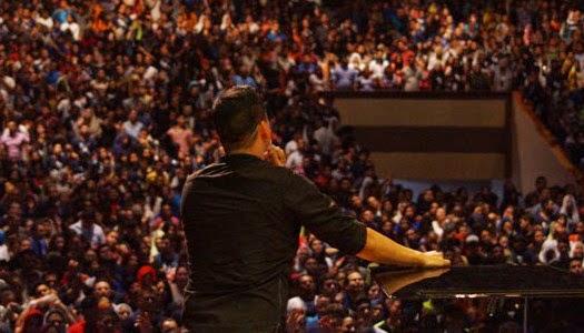 Congreso de jóvenes cristianos en Honduras
