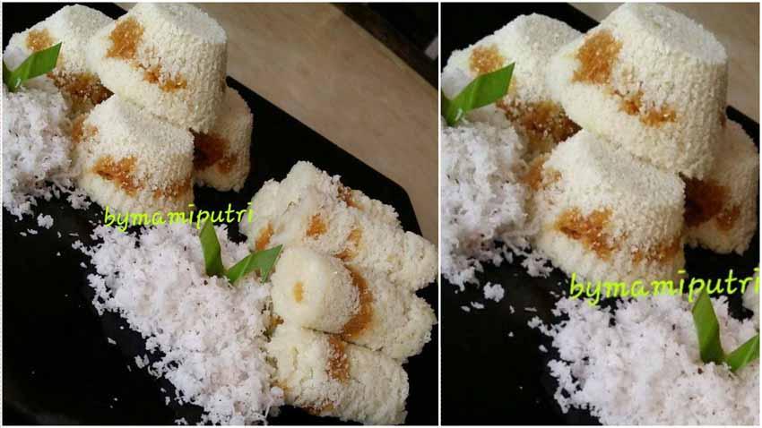 Resep Membuat Kue Putu Bambu