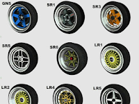 Rims Pack 2017 GTA SA Android