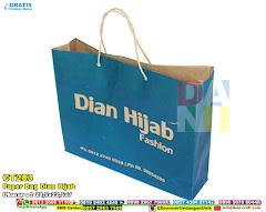 Paper Bag Dian Hijab
