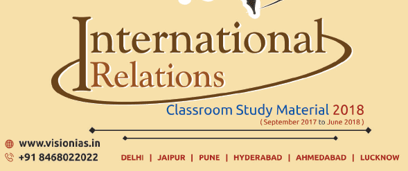VISION IAS Mains 365 International Relations