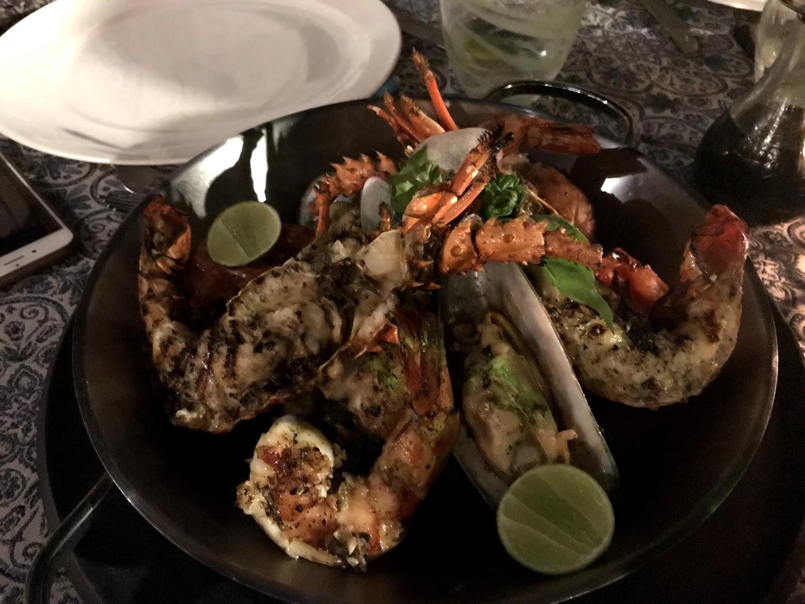 Belmond-bali-Seafood