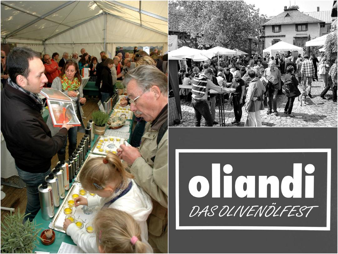 Impressionen von Oliandi - dem Olivenölfest von zait in Zell im Zellertal.