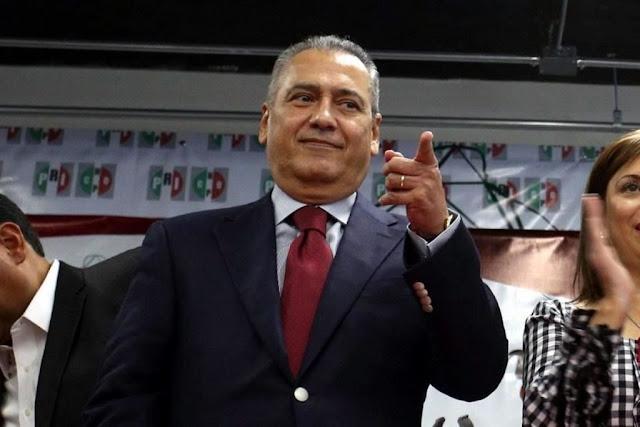 El PRI se convirtió en UN NIDO DE RATAS: Manlio Fabio Beltrones