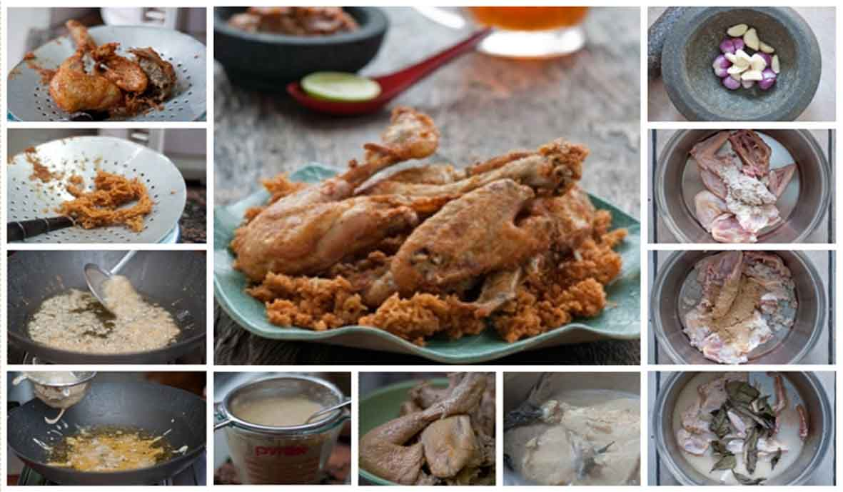 Ayam Goreng Kremes ala Ny. Suharti