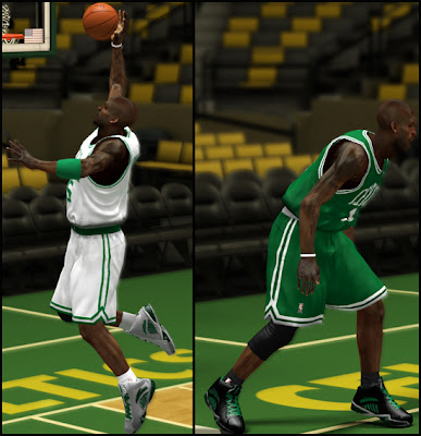 NBA 2K13 Anta KG 3 Shoes Patch