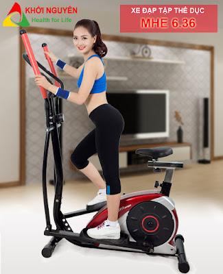 Xe đạp tập giảm cân hiệu quả
