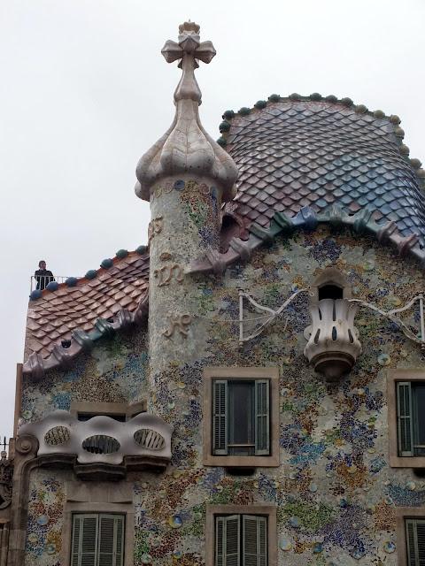 visitar la casa Batló en Barcelona