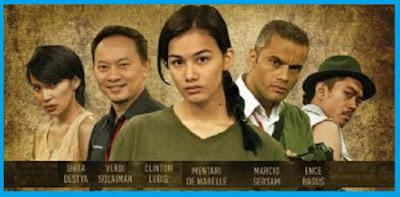 Para Pemeran Film Blusukan Jakarta