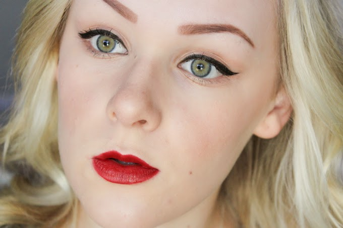 What's On My Face: Holiday Party Makeup | Cate Renée