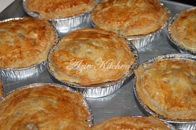 Chicken Pie Azie Kitchen
